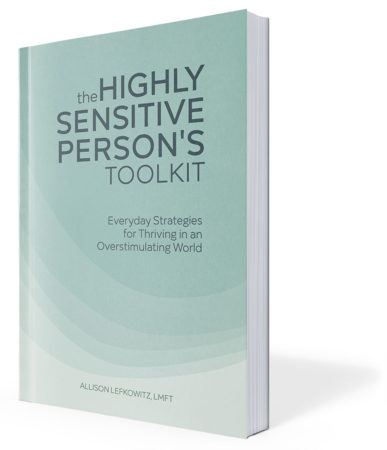 The Highly Sensitive Person's Toolkit book